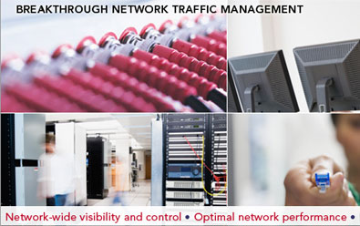 Breakthrough Network Traffic Management